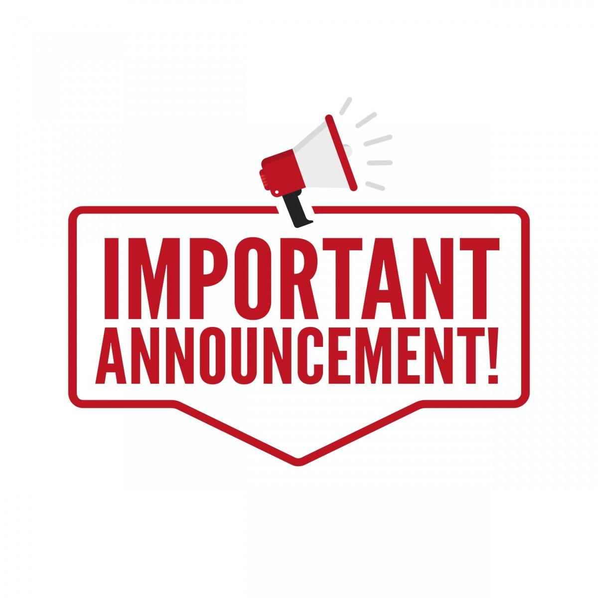 Thông báo về Ngày đăng ký cuối cùng đề chốt danh sách cổ đông năm 2020