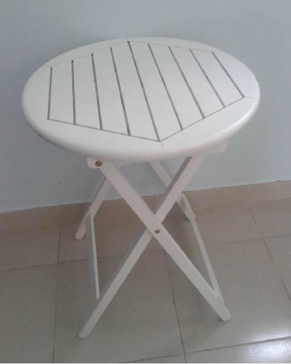 Bộ bàn cà phê tròn