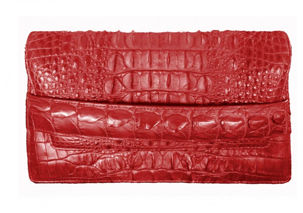 Bóp đầm gai dây ngang có dây đeo M 170171016